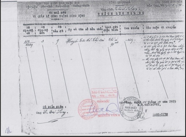 """Vụ tranh chấp đất đai tại Đà Nẵng: Các phiên tòa và quyết định… """"bất thường"""" - anh 3"""