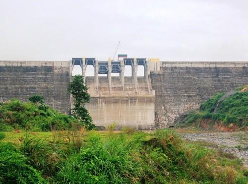 Thủy điện Sông Tranh 2: Động đất mạnh nhất từ đầu năm - anh 1