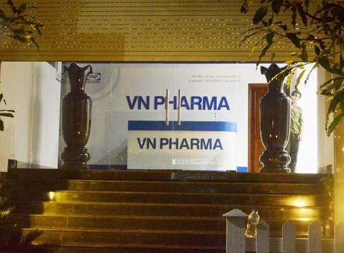 VN Pharma nói gì về việc Tổng giám đốc bị bắt? - anh 1