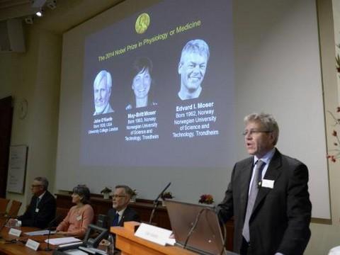 Nobel Y học 2014: Nghiên cứu đoạt giải đã từng bị nhạo báng - anh 2