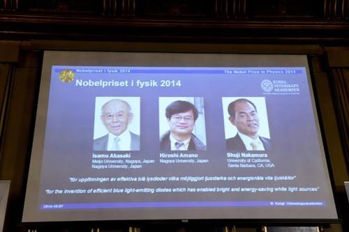 Nobel Vật lý 2014: Ánh sáng mới soi sáng thế giới - anh 3