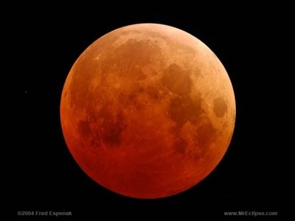 """Tối nay 8/10 xuất hiện """"trăng máu"""" - anh 1"""