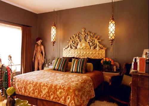 Để đèn phía trên giường ngủ sẽ tạo căng thẳng trong hôn nhân? - anh 1