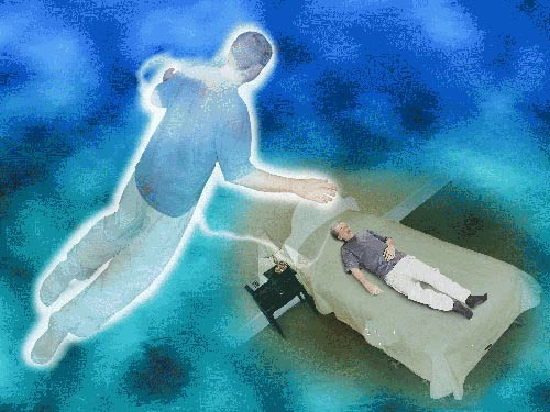 Nhà khoa học Anh giải mã hiện tượng bí ẩn: Hồn lìa khỏi xác - anh 2