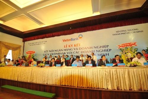 Kết nối Vietinbank và doanh nghiệp trên địa bàn TP.HCM - anh 1