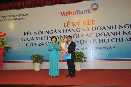 Kết nối Vietinbank và doanh nghiệp trên địa bàn TP.HCM - anh 4