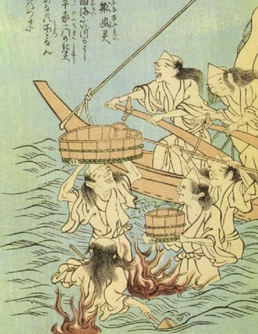 """Bí ẩn loài ma """"chết trôi"""" trong văn hóa Nhật - anh 1"""