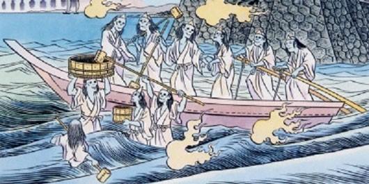 """Bí ẩn loài ma """"chết trôi"""" trong văn hóa Nhật - anh 3"""