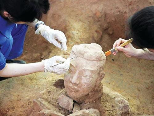 Bí mật bao trùm mộ Tần Thủy Hoàng - anh 1