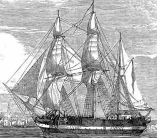 """Sự thật về xác tàu """"ăn thịt người"""" tại Bắc Cực - anh 1"""