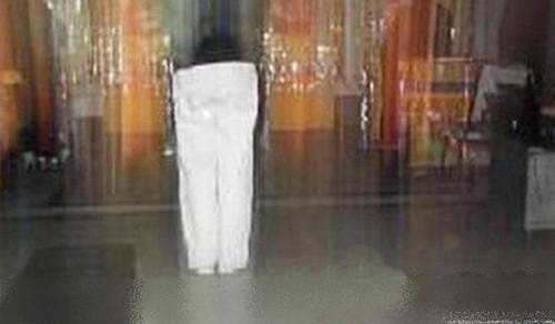 Bức ảnh ma tại Nhà tang lễ Đài Bắc - anh 1