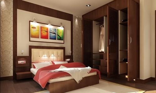 10 điều phòng ngủ vợ chồng cần tránh trong phong thủy - anh 1