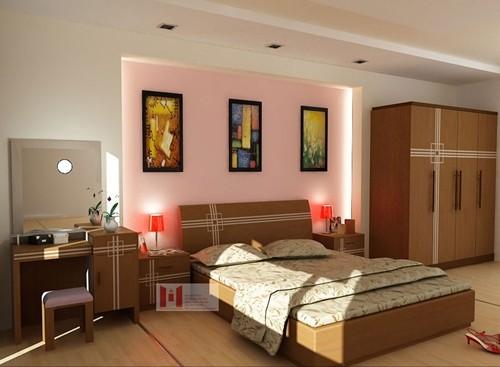 10 điều phòng ngủ vợ chồng cần tránh trong phong thủy - anh 2