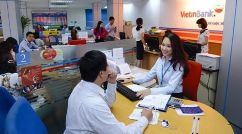 9 tháng 2014, lợi nhuận của Vietinbank dẫn đầu toàn ngành - anh 2