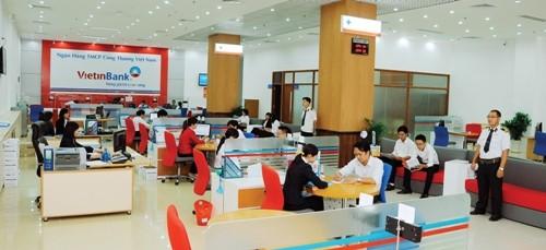 9 tháng 2014, lợi nhuận của Vietinbank dẫn đầu toàn ngành - anh 3