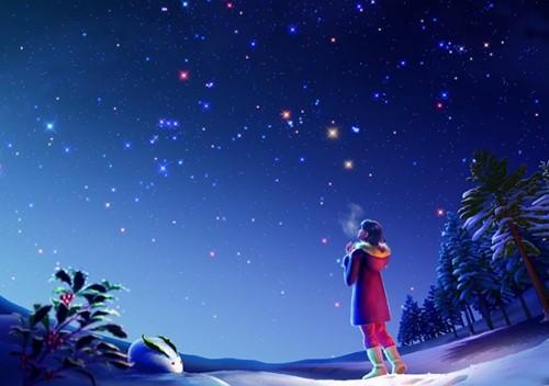 Giải mã giấc mơ về những ngôi sao - anh 1