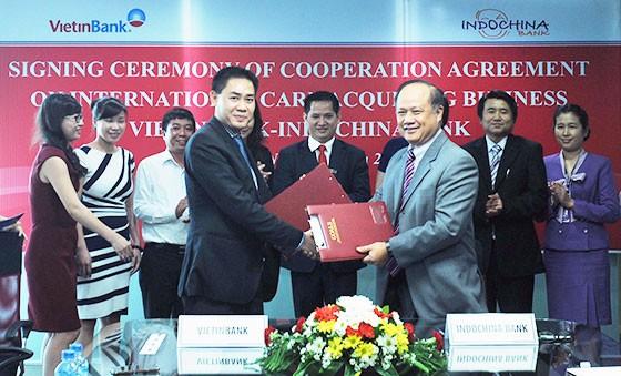 VietinBank hợp tác với Indochinabank - anh 1