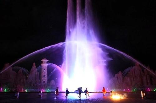 Vinpearl Land Resort Phú Quốc - Sẵn sàng cho đêm chung kết HHVN 2014 - anh 1