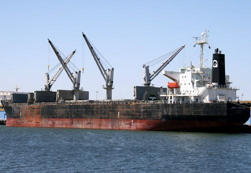 Việt Nam cứu nạn khẩn cấp tàu Bulk Jupiter chìm trên biển Đông - anh 1