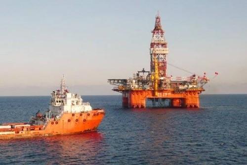 Tin mới nhất về vị trí giàn khoan Hải Dương 981 trên Biển Đông - anh 1