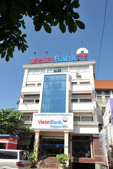 VietinBank có ngân hàng con 100% vốn tại Lào - anh 1
