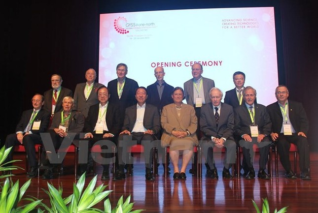 Việt Nam tham dự Hội nghị các nhà khoa học trẻ toàn cầu lần thứ 3 - anh 1