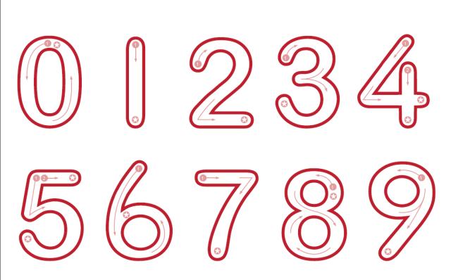 Các số cát và số hung trong phong thủy - anh 1