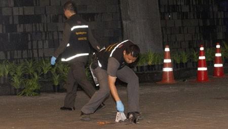 Nổ lớn tại trung tâm mua sắm ở Thái Lan, 6 người bị thương - anh 1