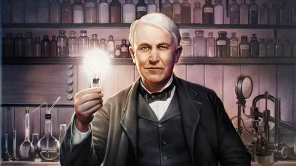 Điều chưa biết về Thomas Alva Edison nhà phát minh sáng chế vĩ đại - anh 1