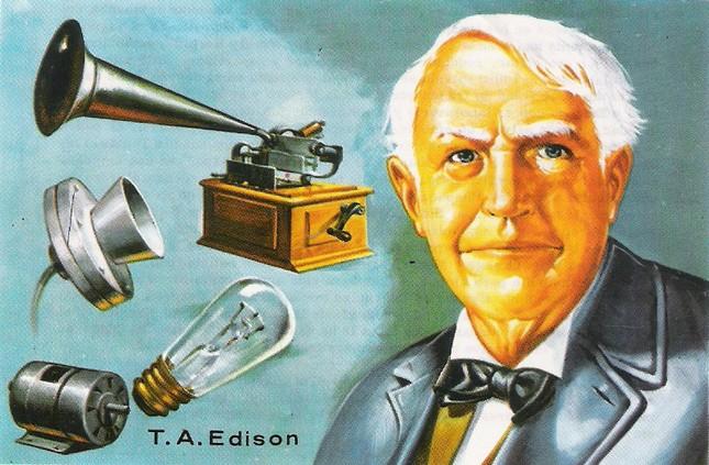 Điều chưa biết về Thomas Alva Edison nhà phát minh sáng chế vĩ đại - anh 2
