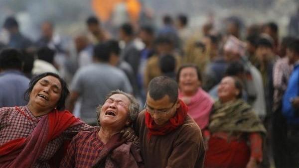 Thủ tướng Nepal công bố 3 ngày quốc tang - anh 1