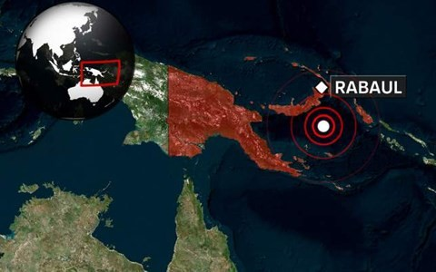 Sóng thần liệu có xảy ra sau trận động đất 7,1 độ richter ở Papua New Guinea? - anh 1