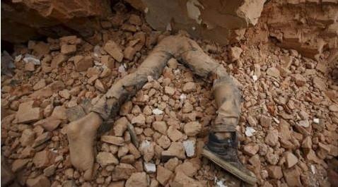 Ngẫm lại lời tiên tri về những đại thảm họa diễn ra năm 2015 - anh 3