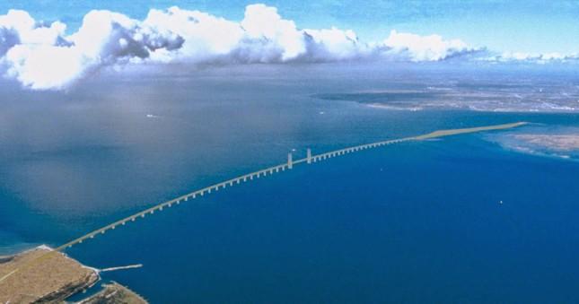 Cây cầu Oresund: Sự kết hợp hoàn hảo bởi kỹ thuật và khả năng sáng tạo - anh 5