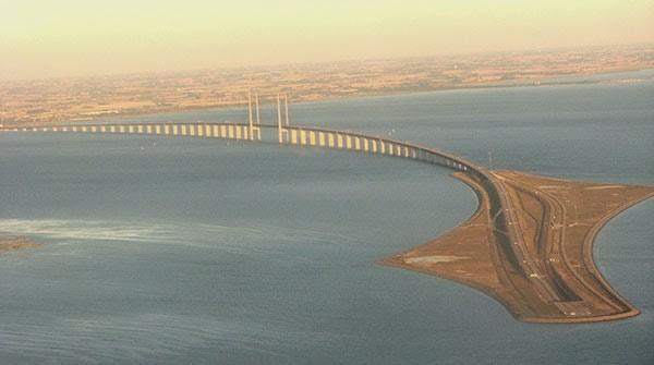Cây cầu Oresund: Sự kết hợp hoàn hảo bởi kỹ thuật và khả năng sáng tạo - anh 6