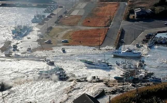 Nhật Bản gặp thảm họa là do phong thủy? - anh 1