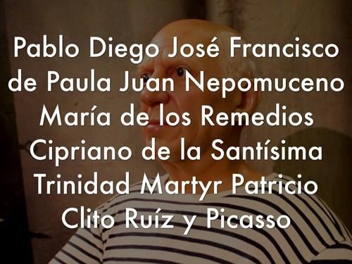 Những điều chưa biết về danh họa Pablo Picasso - anh 1