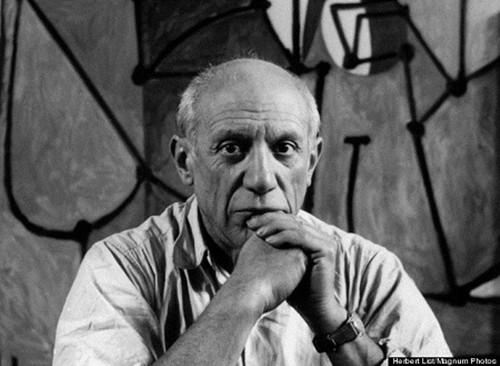 Những điều chưa biết về danh họa Pablo Picasso - anh 4