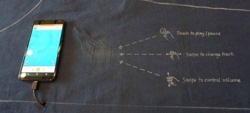 Google bắt tay Levi's làm quần áo thông minh - anh 1