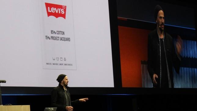 Google bắt tay Levi's làm quần áo thông minh - anh 2