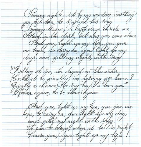 Khám phá những bí ẩn trong chính chữ viết của bạn - anh 1