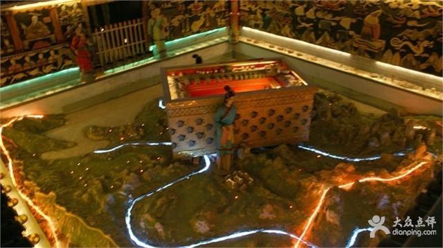 Lời nguyền thủy ngân ở lăng mộ Tần Thủy Hoàng - anh 3