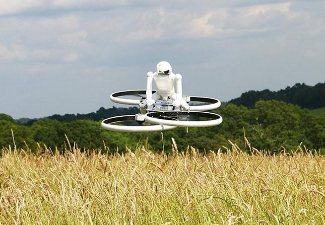 Xe bay hoverbike có cơ hội được cất cánh trong tương lai - anh 2