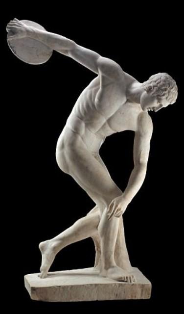 Vì sao tượng cổ Hy Lạp thường khỏa thân? - anh 2