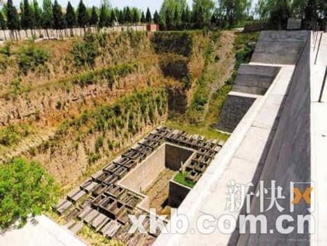 Bí ẩn đại mộ thủy tổ 18 đời của Tần Thủy Hoàng - anh 1