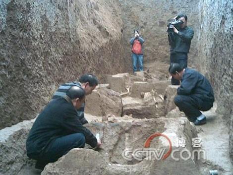Bí ẩn đại mộ thủy tổ 18 đời của Tần Thủy Hoàng - anh 2