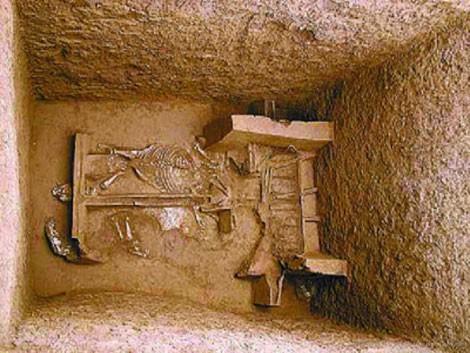 Bí ẩn đại mộ thủy tổ 18 đời của Tần Thủy Hoàng - anh 4