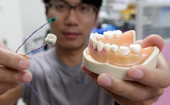 """Trải nghiệm công nghệ đột phá """"răng và mắt thông minh"""" của Google - anh 2"""