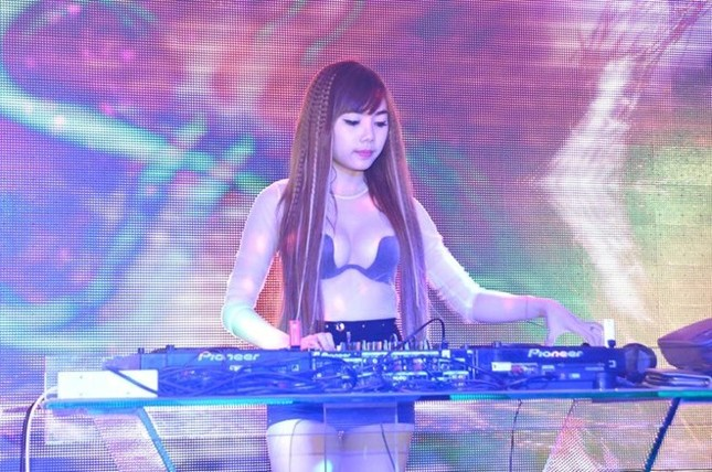 Chân dung 7 cô gái hot nhất Chung kết Miss DJ - anh 4