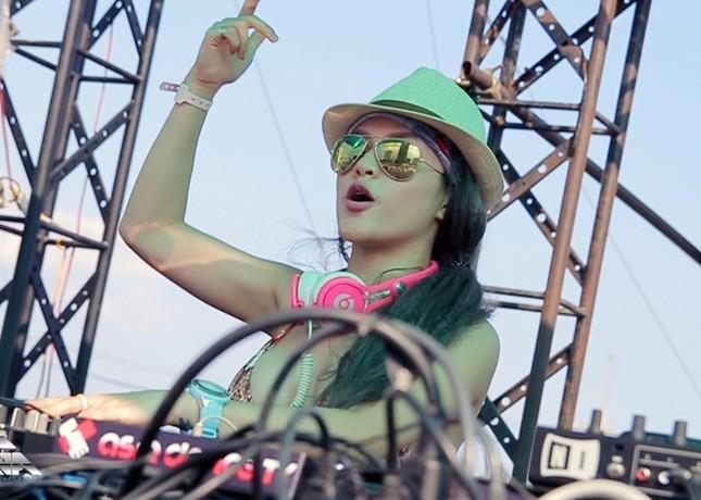 5 nữ DJ 9X mới nổi tại Việt Nam - anh 4